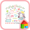 afternoon tea dodol theme icon