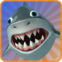 Shark Run 3D: Feeding Frenzy! icon