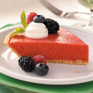 Berry Smoothie Pie