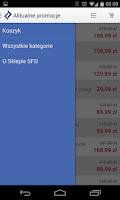 Screenshot of Sklep SFD