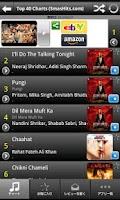 Screenshot of India Hits!(Free)