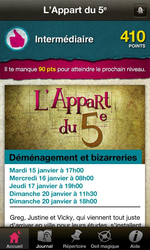 L'Appart du 5e - screenshot