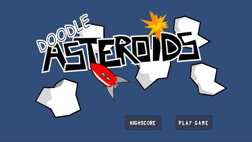 Doodle Asteroids
