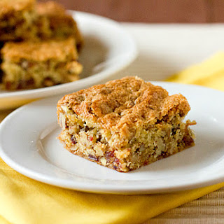 Date-Nut Snack Cake