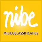 NIBE's Milieuclassificaties icon