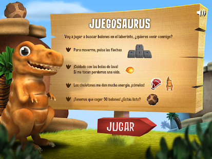 Juegosaurus Dinosaurus