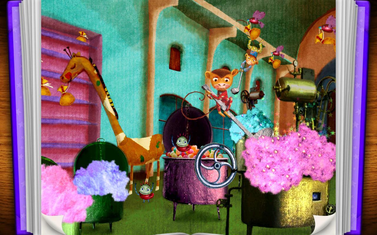La Fábrica de Caramelos - screenshot