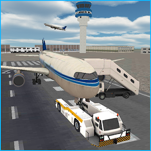 Airplane Parking 3D for PC and MAC