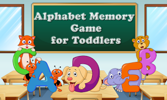 Screenshot of Alphabet Games for Kids ABC