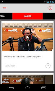 Radio Comercial- screenshot thumbnail
