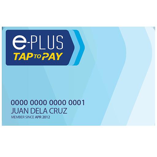 e-PLUS Tap to Check