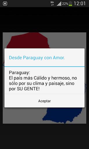 Desde Paraguay al Mundo