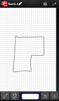 Screenshot of Leica DISTO™ sketch