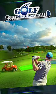 Golf-Cart-Simulator-3D 3