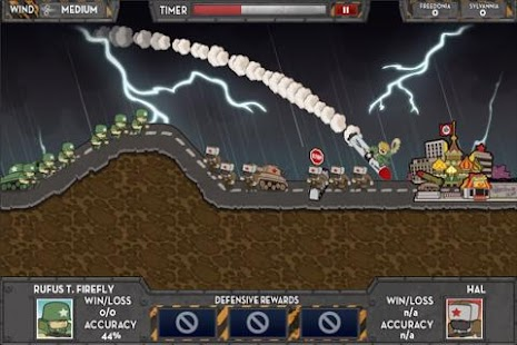 iSiege: Nuclear Option- screenshot thumbnail