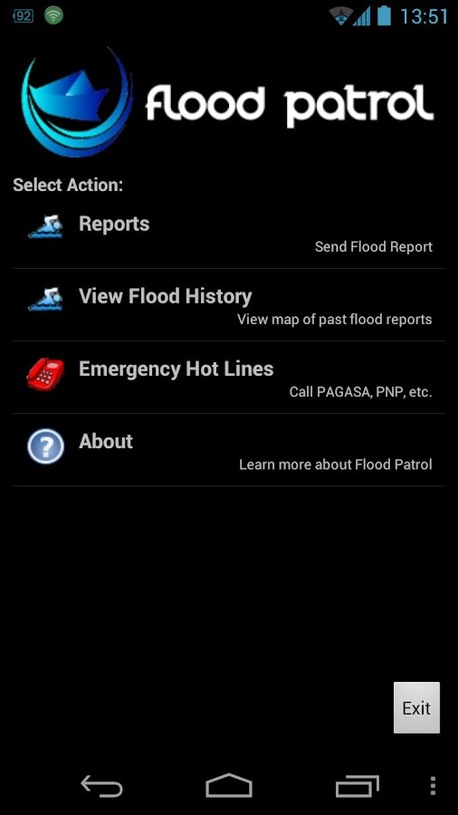 Flood Patrol - screenshot