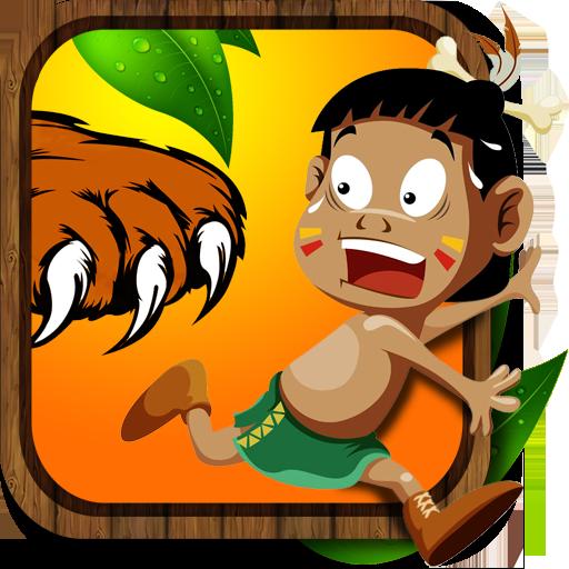街机のジャングルメイヘム - ファニーラン LOGO-記事Game