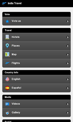 インドの旅行ガイド