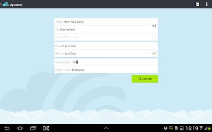 Skyscanner - All Flights! Screenshot 3