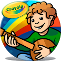 Crayola Color, Draw & Sing icon
