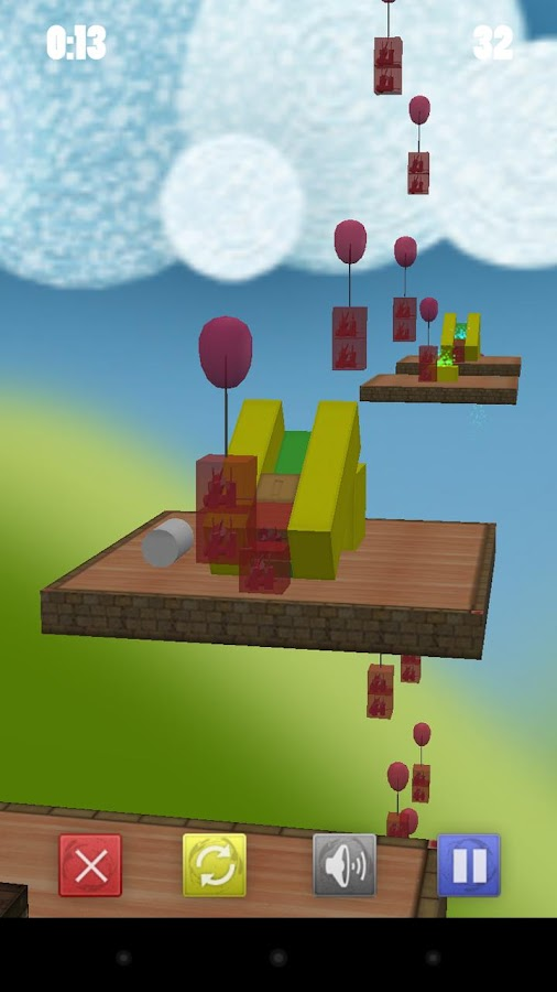 Blockulous - screenshot