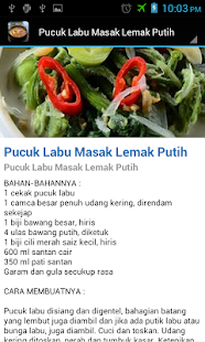Resepi Berbuka Puasa - náhled