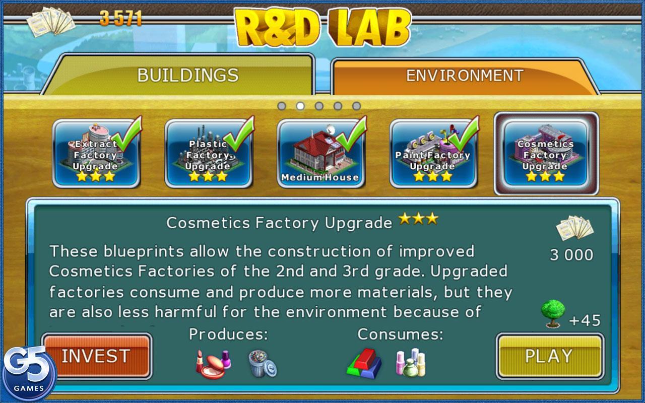 Virtual City® - screenshot
