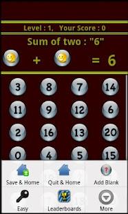 Numbers Lovers- screenshot thumbnail