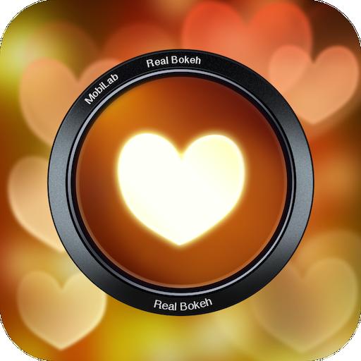 Real Bokeh - 光效 攝影 App LOGO-硬是要APP