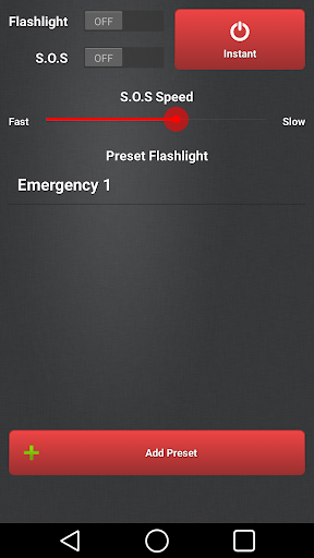 Advanced Flashlight Free