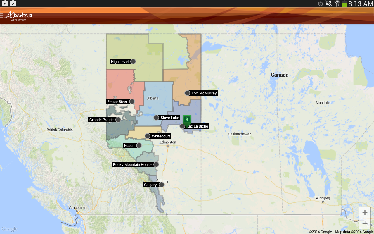 Alberta Wildfire Android Apps On Google Play - Us active fire map