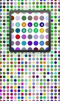 Screenshot of Color Dots Design HD