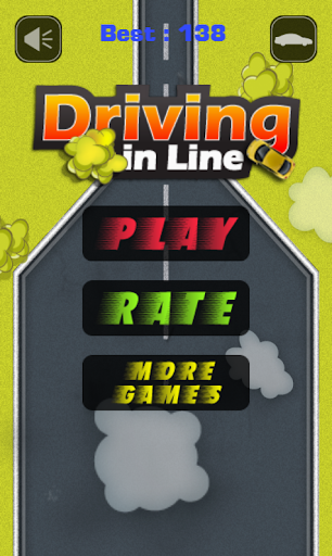 Driving in Line