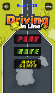 Driving in Line - screenshot thumbnail