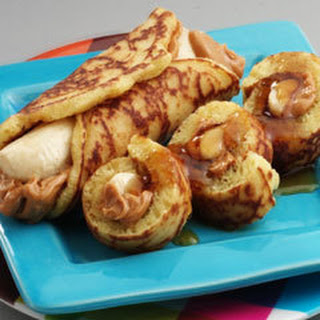 Nutty Breakfast Rolls.