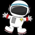 Astronaut Trivia! Lite logo