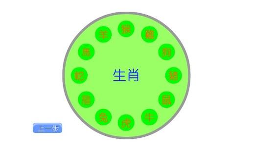 中文字母測字(免費版)