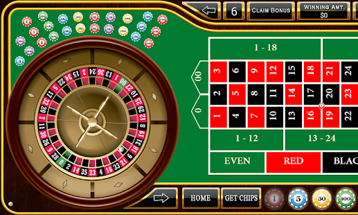 Roulette real money android