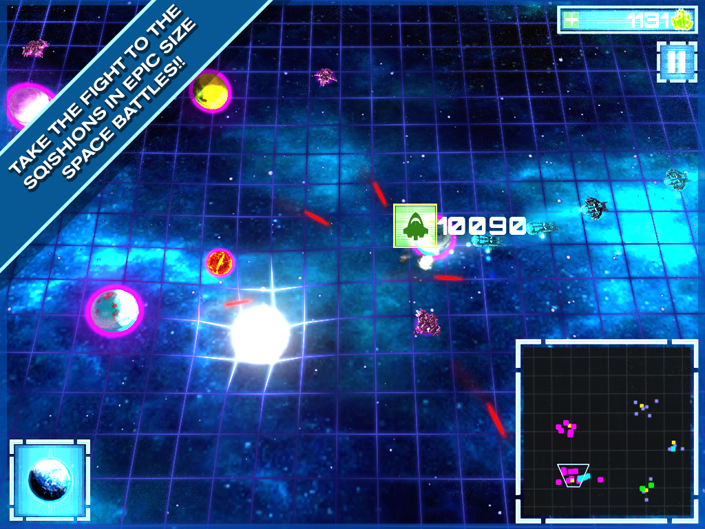 Relativity Wars - screenshot