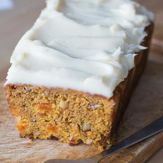 Sweet Potato and Apricot Cake