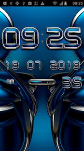 Download MENTALIST Digital Clock Widget APK for Android