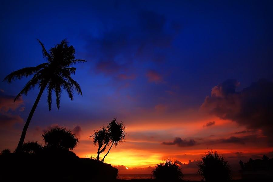 Blue set by Syamsu MuZakki - Landscapes Sunsets & Sunrises