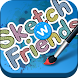 Sketch W Friends -Draw & Guess