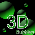 3D Bubbles Live Wallpaper icon