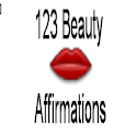 123 Beauty Affirmations logo