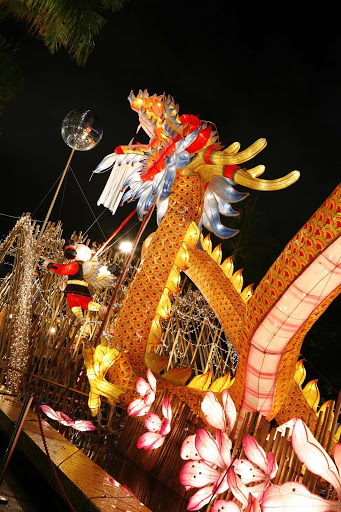 Hong-Kong-Mid-Autumn-Festival2 - The Mid-Autumn Festival, also known as the Mooncake Festival, in Hong Kong.