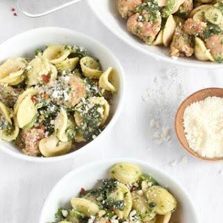 Barilla® Collezione Orecchiette with Broccoli Rabe & Sausage