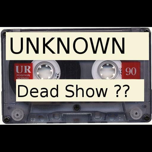 Deadshowfinder LOGO-APP點子