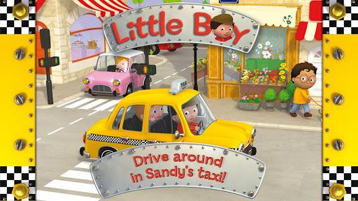 Sandy's taxi - Little Boy