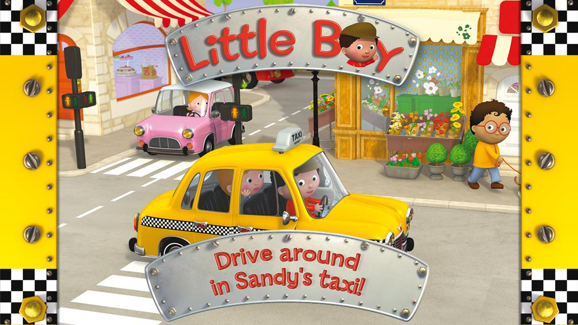Sandy's taxi - screenshot